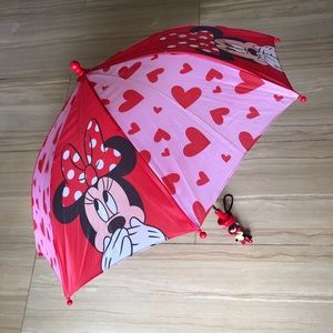 Minnie Mouse Umbrella Kids
